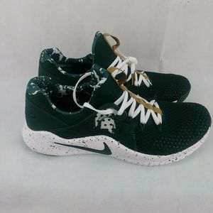 Nike Men's Free TR8 Training Shoes Michigan State
